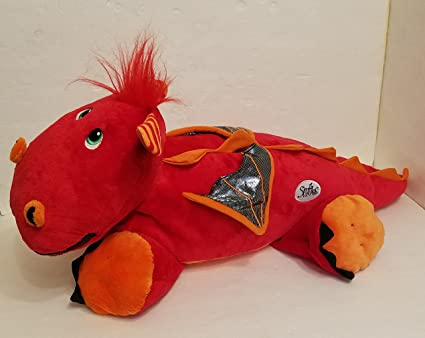 Amazoncom Stuffies Blaze The Dragon Toys Games