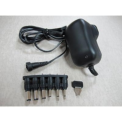 ROLINE 19.11.1098 Intérieur 12W Noir adaptateur de puissance & onduleur - Adaptateurs de puissance & onduleurs (12 W, 12 V, 1 A, Intérieur, Universel, CA vers CC)