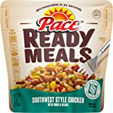 Pace Ready Meals, Southwest Style Chicken with Corn & Beans, 9 Ounce (Pack of 6)