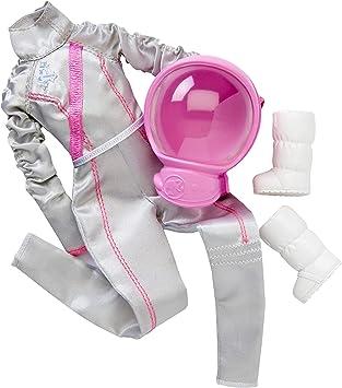 Amazon.es: Barbie Carrera Astronauta Fashion Pack: Juguetes y juegos