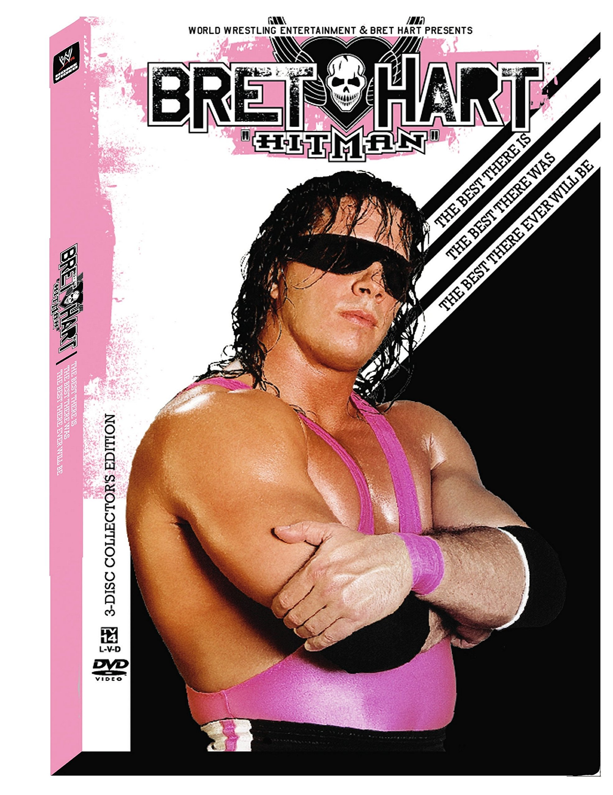 WWE: Bret ''Hitman'' Hart - The Best There Is, The Best There Was, The Best There Ever Will Be