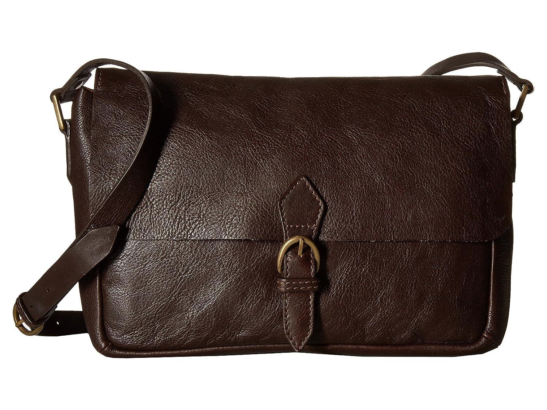 [スカリー] Scully レディース Catalina Messenger Bag ショルダーバッグ [並行輸入品] B01N979MK8 Brown