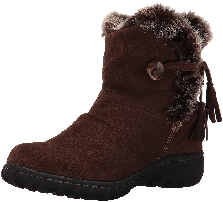 Khombu Women's B01CR2FH4M Cooper Snow Boot B01CR2FH4M Women's 8 B(M) US|Brown 9e4a6c