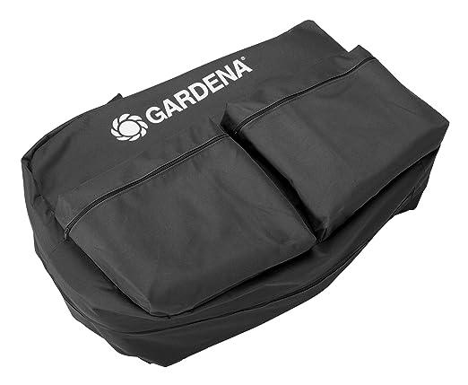 Bolsa de almacenaje GARDENA: bolsa para robot cortacésped, para un almacenamiento seguro y seco, para todos los robots cortacésped GARDENA incl. ...