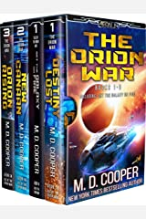 The Orion War - Books 1-3 (Aeon 14 Collection Book 2) Kindle Edition