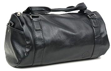 Reisetasche Boardgepäck Handgepäck Tasche Henkeltasche Schulterriemen Kunstleder