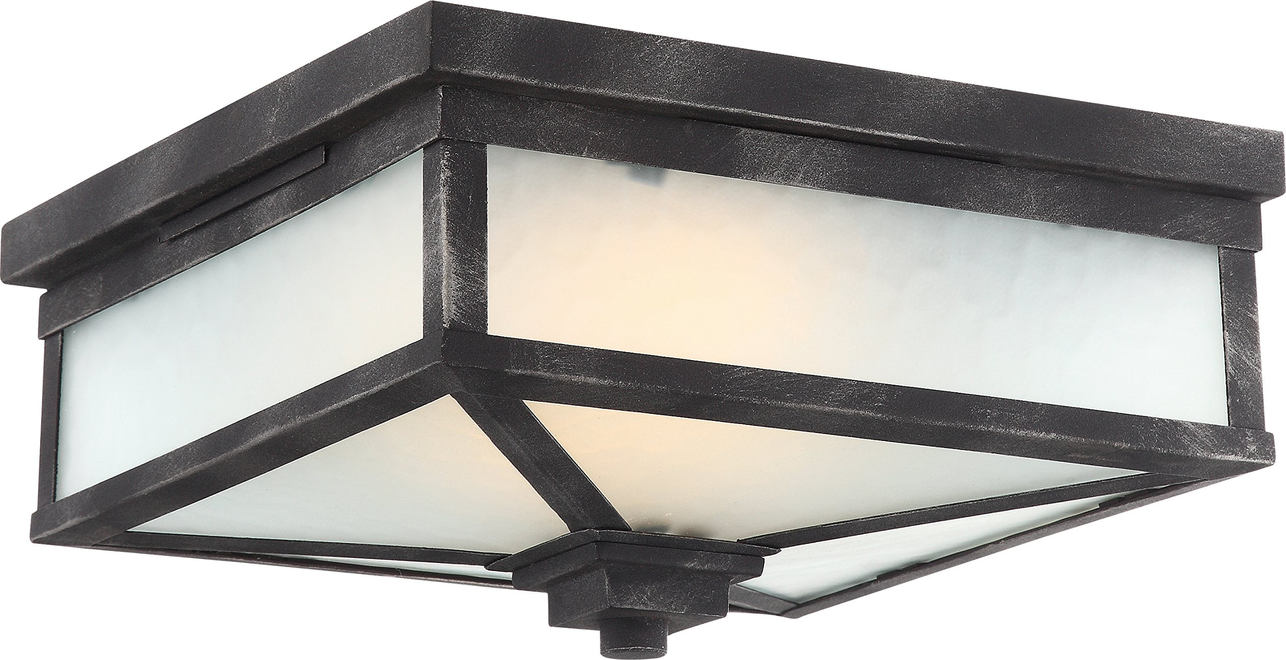 Nuvo Lighting 62/833 One Light Outdoor Flush Mount Nuvo LED