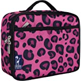 Wildkin Pink Leopard Lunch Box