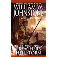 Preacher's Hellstorm (Preacher/The First Mountain Man Book 23) book cover
