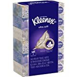 Kleenex Ultra Soft & Strong Facial Tissues,70 Count 8.2 x 8.4in pack of 6