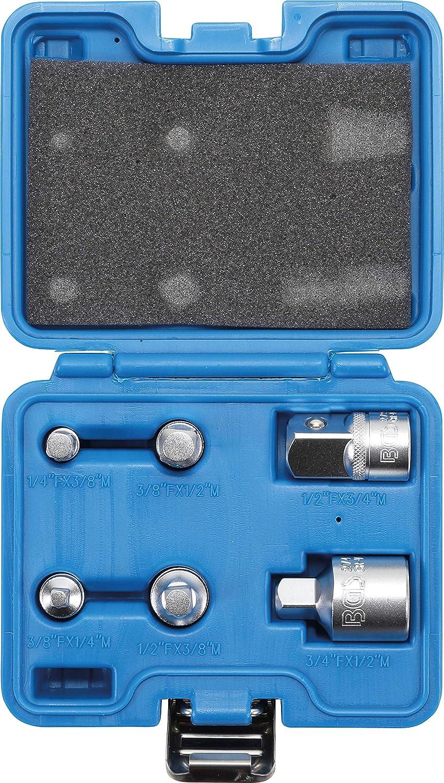 """1 Stück  Stecknußsatz 8 tlg 5-13 mm Chrom Vanadium 1//4/""""   NEU"""