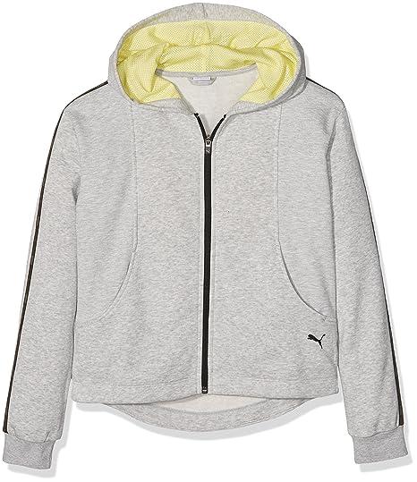 dbc679d1c3899 Puma Enfants Sport Style FZ TR G Pull 9-10 Ans Cotton Black  Amazon.fr   Sports et Loisirs