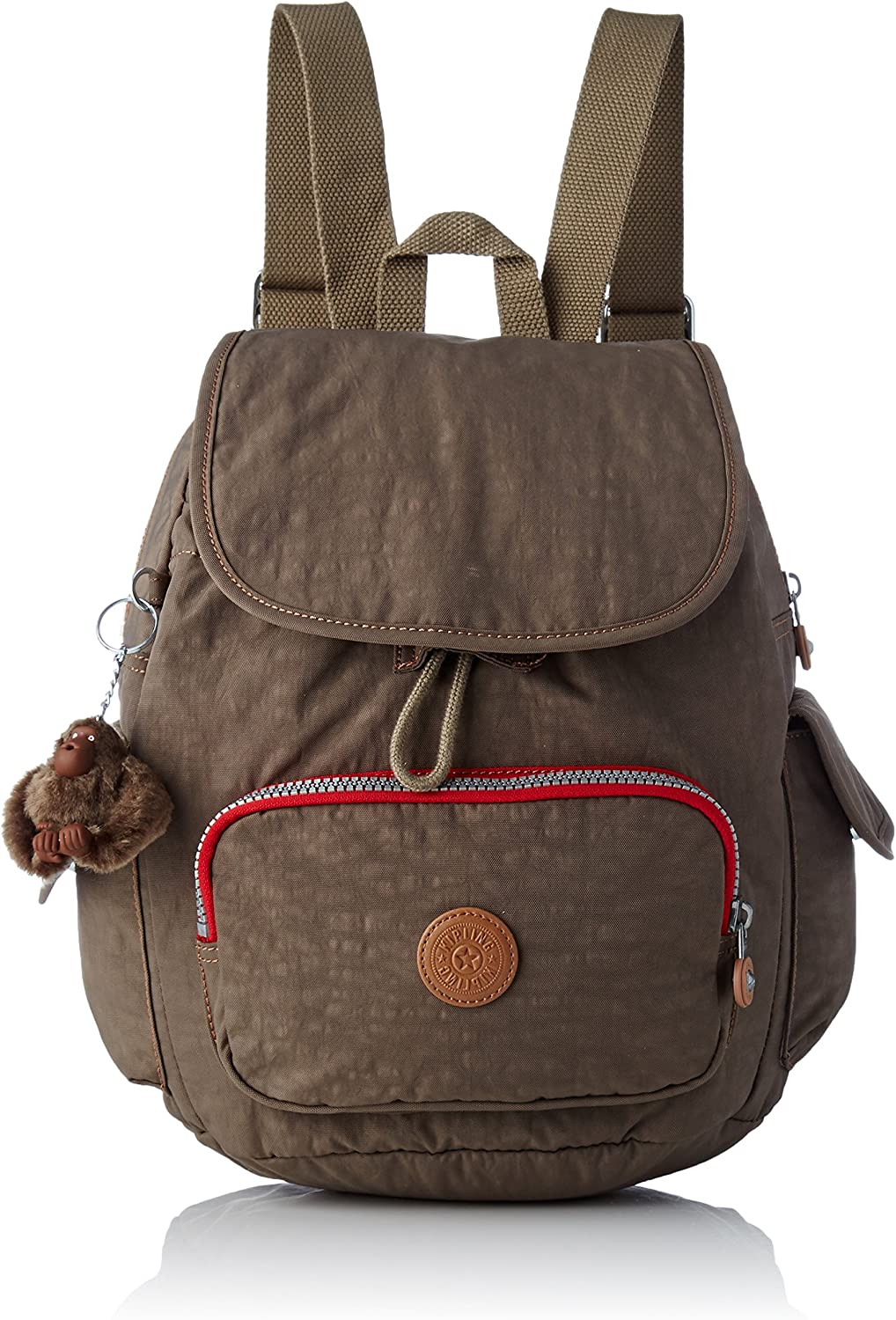 Kipling CITY PACK S True Beige C