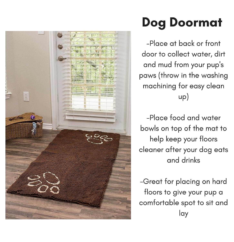 Internet s Best Chenille Dog Mat