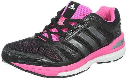 new concept a7977 4829c Adidas - Supernova Sequence Boost 7, Sneakers da donna, Nero (Schwarz (Core
