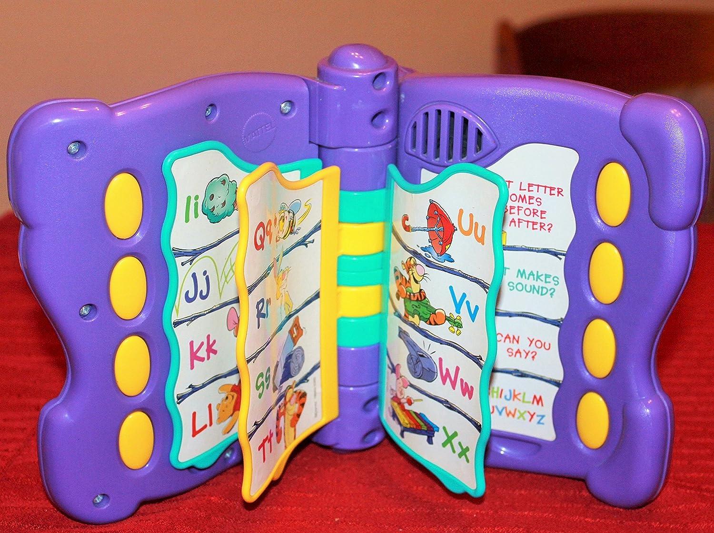 Winnie The Pooh Talking Fun Abcs Book Toy disney