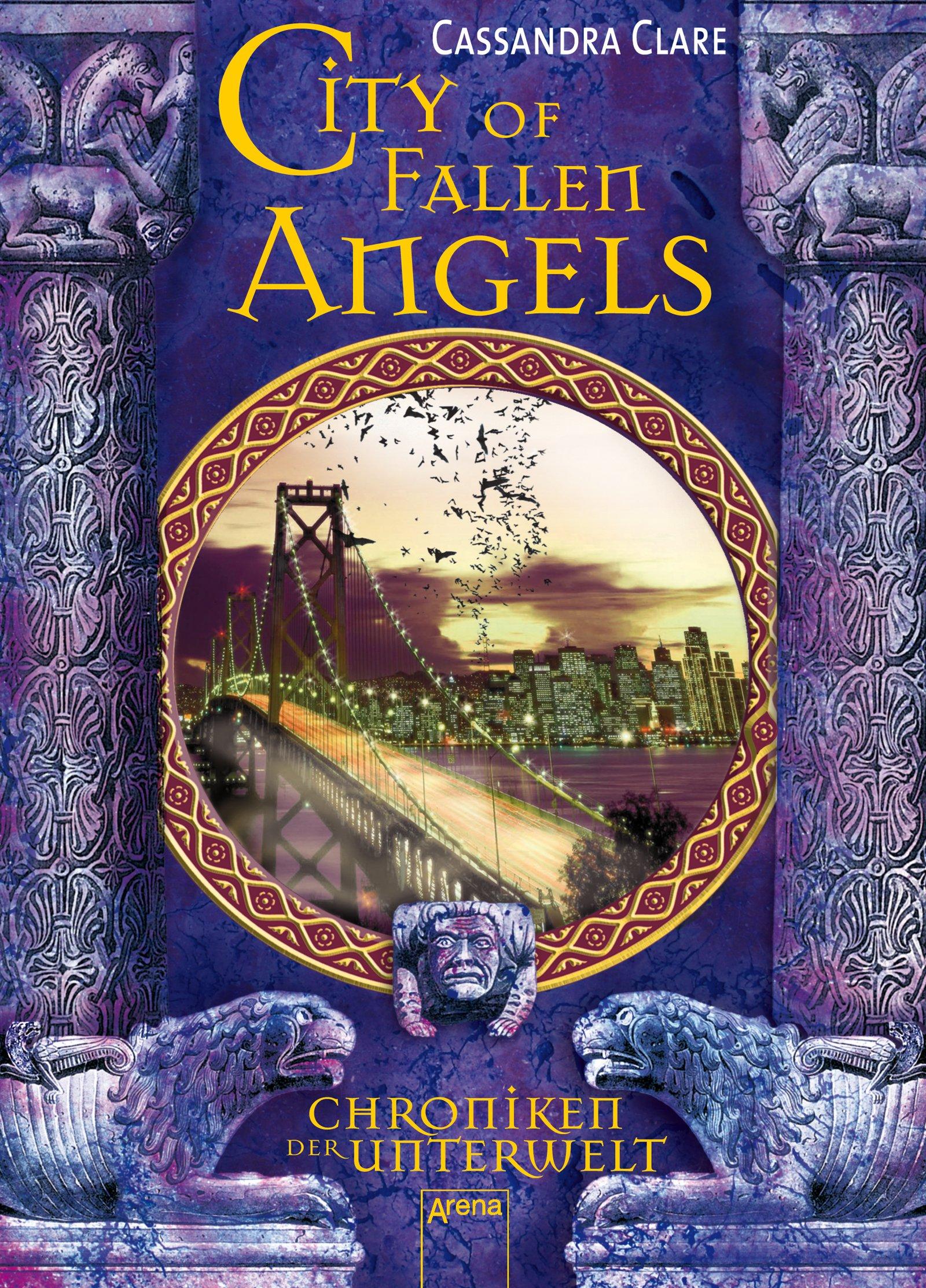 City of Fallen Angels: Chroniken der Unterwelt (4) (German Edition)