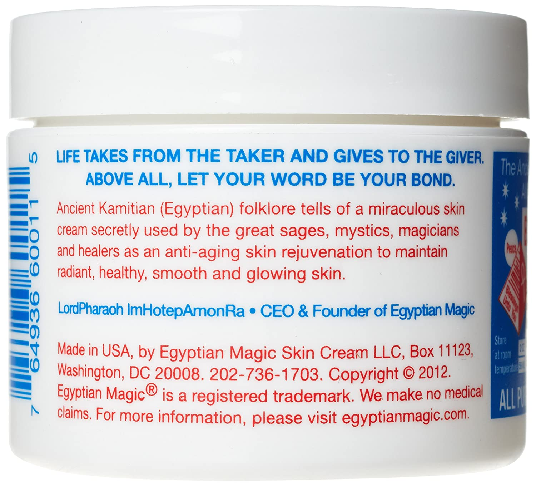 Amazon.com : Egyptian Magic Skin Cream, 4 oz. : Facial Treatment ...