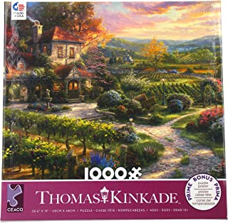 product image for Ceaco Thomas Kinkade - Wine Country Living Puzzle - 1000 Pieces