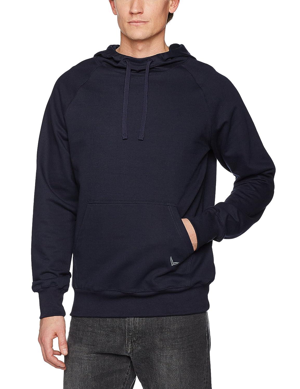 Trigema Herren Kapuzenpullover Kapuzen-Sweat-Shirt Biobaumwolle