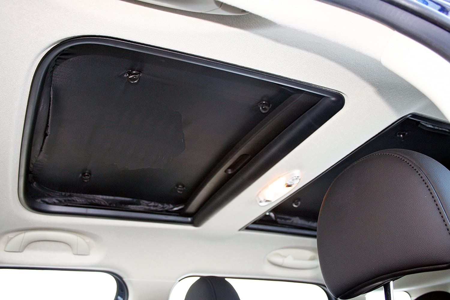 Zippeeshade Sunroof Shade For 2008 Up Mini Clubman R55 2002 2006 Cooper Blower Motor Wiring Tech Bentley F55 Automotive