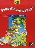 Ratus découvre les livres, CE1 (manuel méthode de lecture)