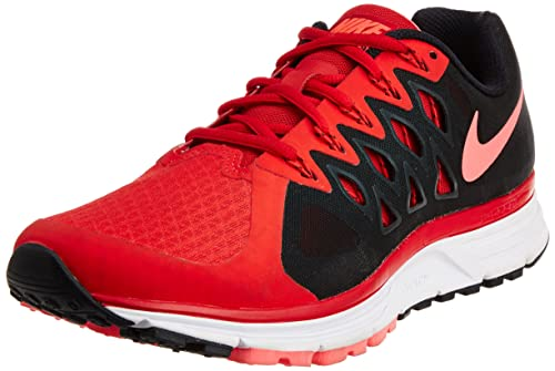 84e5289927a Nike Zoom Vomero 9 Men s Running Shoes (UK 12) red Black  Buy Online ...