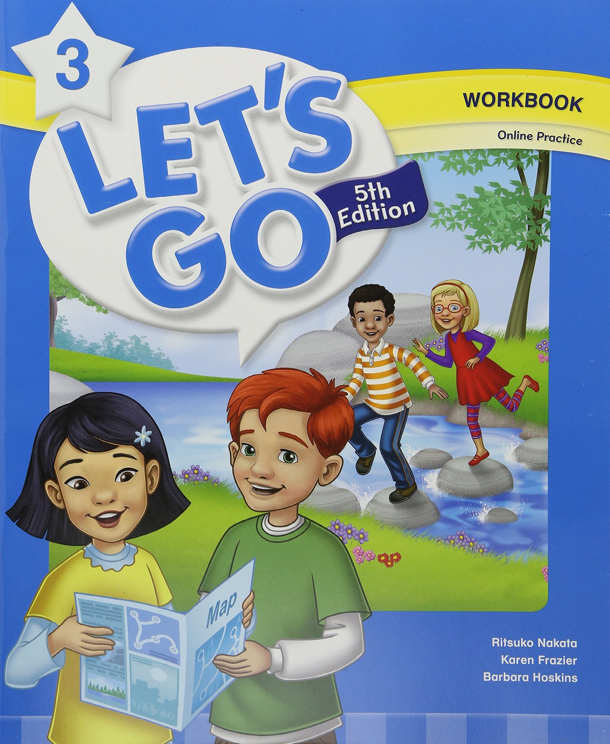 Read Online Let's Go: Level 3: Workbook with Online Practice Pack PDF