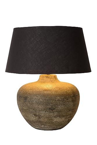 Ramses lámpara óxidocerámicaE27 Lucide de de mesa color bf6yYv7g