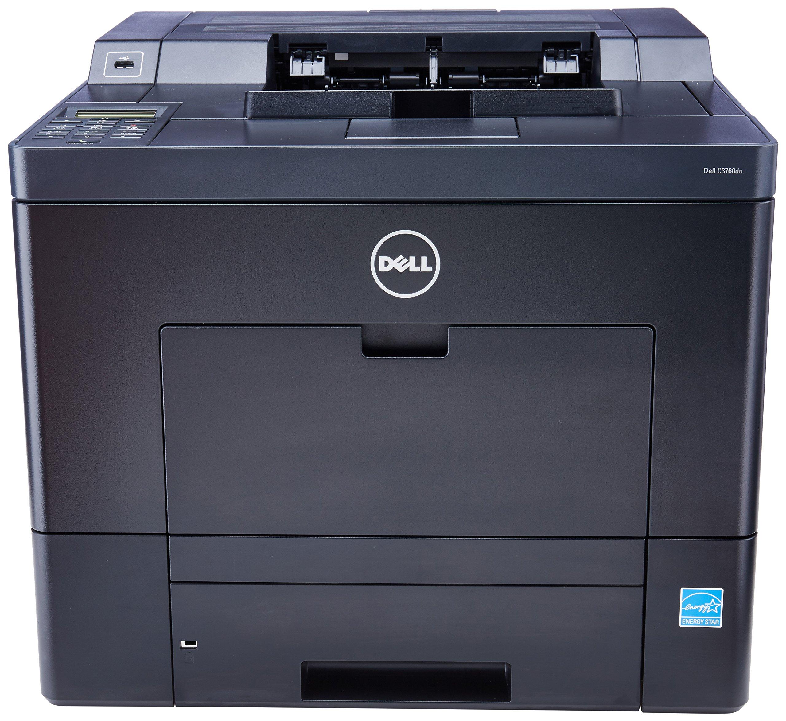 Dell Computer C3760dn Color Printer by Dell (Image #2)