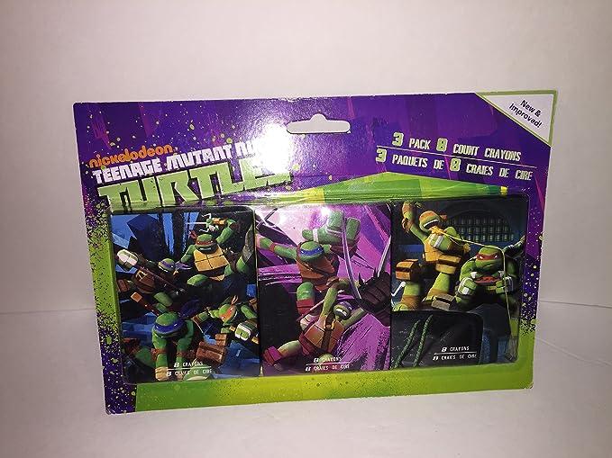 Amazon.com: Teenage Mutant Ninja Turtle Bundle – 5 pieza ...