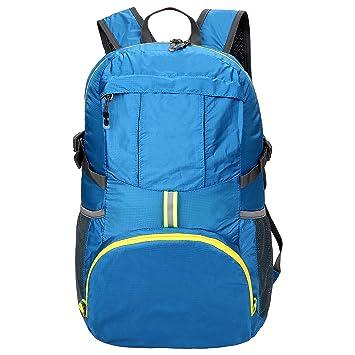 8aecf42c82c2 Sailnovo 35L Ultralight Foldable Packable Backpack