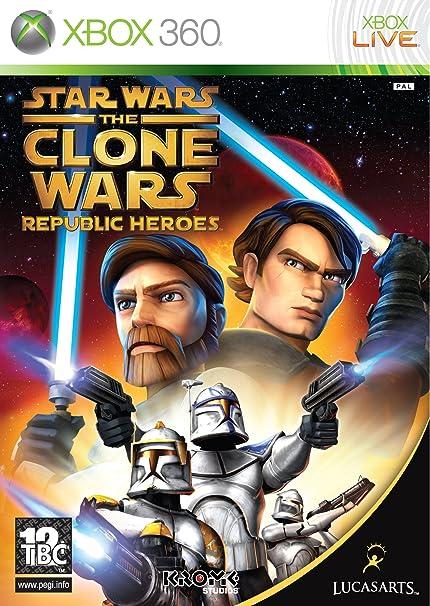 Star Wars: The Clone Wars - Republic Heroes [Importación Inglesa]: Amazon.es: Electrónica