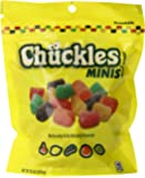 Chuckles Mini Jelly Candy, 10 Ounce Bag, Pack of 6
