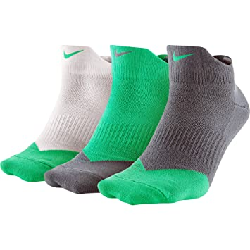 Nike One Quarter Socks 3ppk Dri Fit Lghtwt Hi-Lo: Amazon.es: Deportes y aire libre
