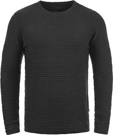 Produkt Perro Jersey De Punto Suéter para Hombre con Cuello ...