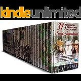 31 Sweet Inspirational Romances Mail Order Bride & Christmas Box Set: Historical Western ,Christian Contemporary Collection (Mega Box Set Series Book 10)