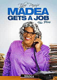Book Cover: Madea gets a job : the play