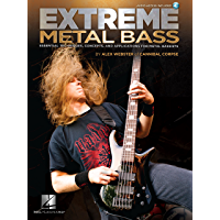 Extreme Metal Bass: Essential Techniques, Concepts, and Applications for Metal Bassists book cover