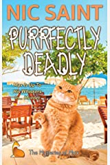 Purrfectly Deadly (The Mysteries of Max Book 2) Kindle Edition
