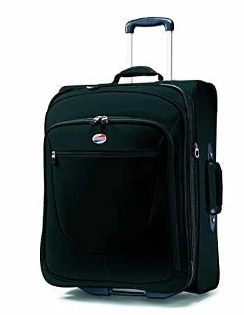 24d319dc1c Image Unavailable. Image not available for. Color: American Tourister  Luggage Splash 25 Upright Suitcase ...