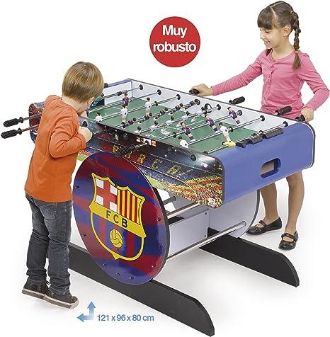 chicos Barça Camp Nou - Futbolin: Amazon.es: Juguetes y juegos