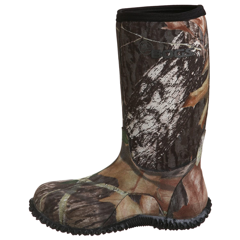 016572146259 Bogs Classic High Mossy Oak Waterproof Winter   Rain Boot (Infant Toddler Little  Kid Big Kid)  Amazon.ca  Shoes   Handbags