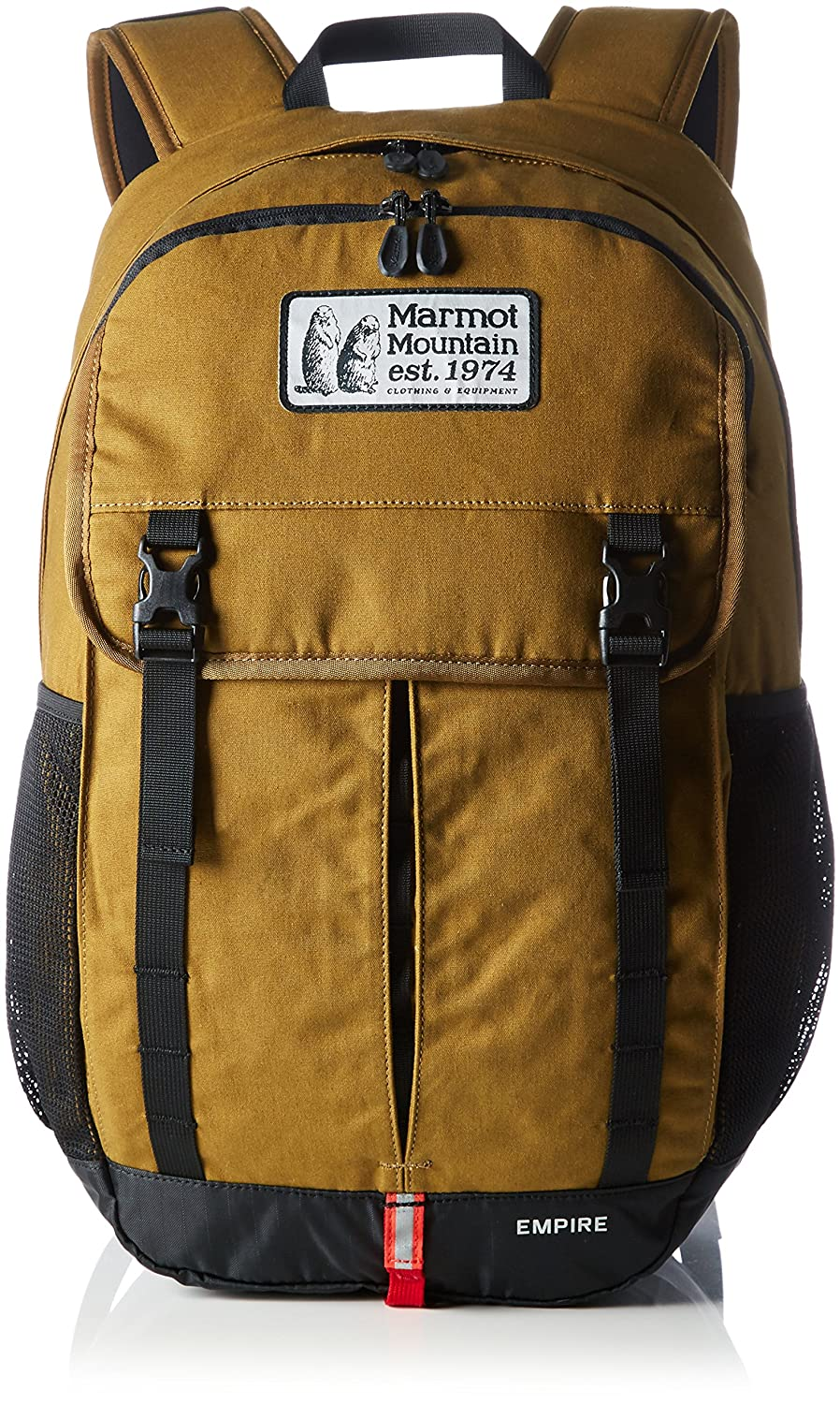 Marmot Unisex Empire Waxed Field Brown Backpack One Size, Camping & Hiking  - Amazon Canada