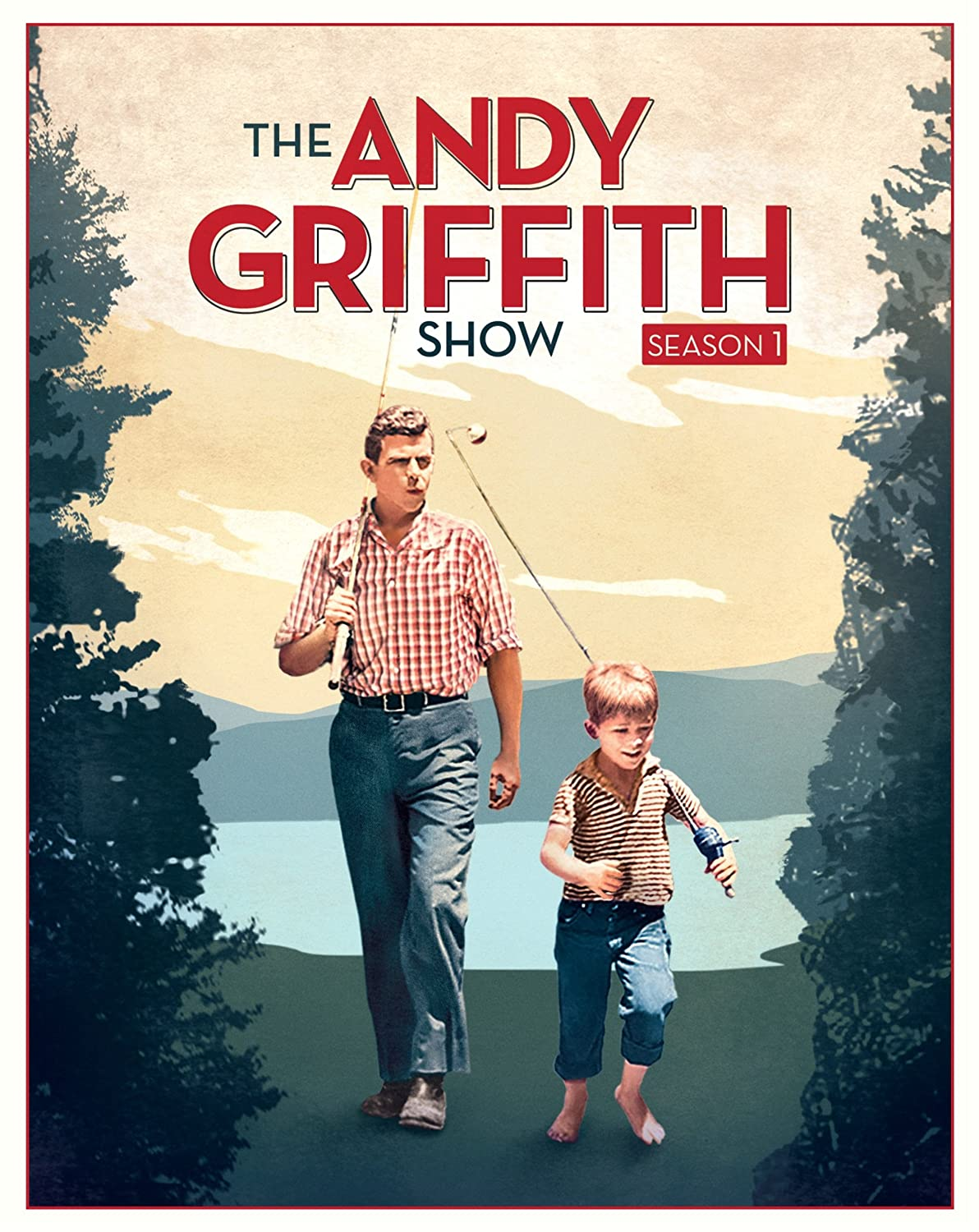 The Andy Griffith Show: Season 1 [Blu-ray]