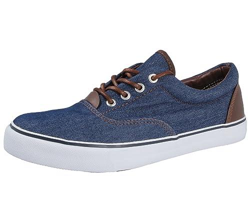 206803a7 Foster Footwear - Zapatillas de Lona para Hombre, Color, Talla 40 EU:  Amazon.es: Zapatos y complementos