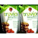 Truvia Sweetener Baking Blend, 2 pack, net wt 1.5 lbs