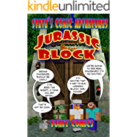 Jurassic Block (Steve's Comic Adventures Book 3)