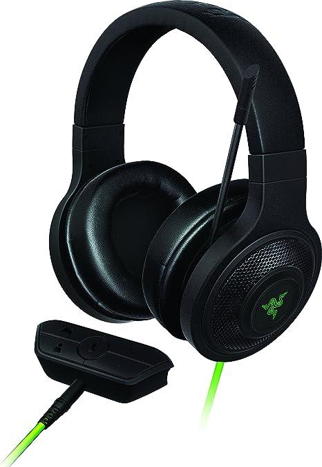 Razer Kraken Xbox One Binaural Diadema Negro Auricular con ...