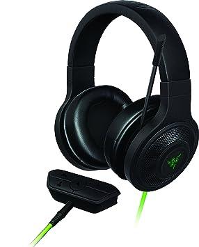 Razer Kraken Xbox One Binaural Diadema Negro auricular con micrófono - Auriculares con micrófono (Consola